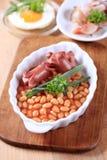 English breakfast Stock Photography