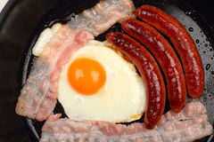 English breakfast 3 Stock Photo