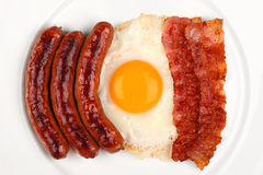 English breakfast 4 Royalty Free Stock Images