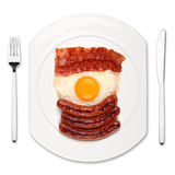 English breakfast 5 Royalty Free Stock Image