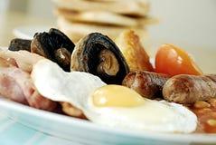 English breakfast royalty free stock photography