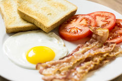 Free English Breakfast Close Up Stock Images - 42845484