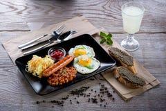 English breakfast Stock Photo