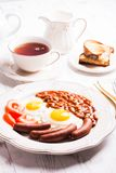 English breakfast Royalty Free Stock Photos