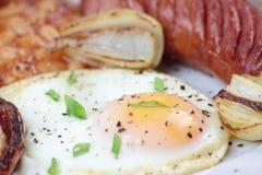 English breakfast. Stock Image