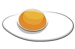 English Breakfast - Fried Egg Royalty Free Stock Image