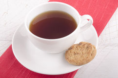 English breakfast tea in a cup Royalty Free Stock Images