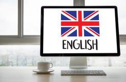 English ( British England Language Education ) do you speak. English Royalty Free Stock Photography