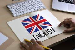 ENGLISH ( British England Language Education ) do you speak engl. Ish Royalty Free Stock Image