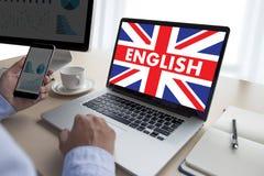 ENGLISH ( British England Language Education ) do you speak engl. Ish Royalty Free Stock Images