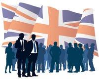 English business Royalty Free Stock Photos