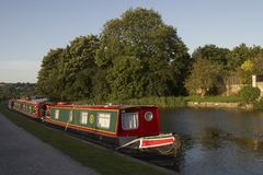 English Canal Royalty Free Stock Images