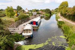English Canal Stock Photos