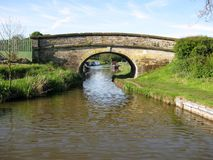 English Canal Royalty Free Stock Photos