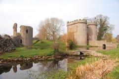English castle Stock Photos