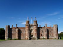 English Castle Stock Photos