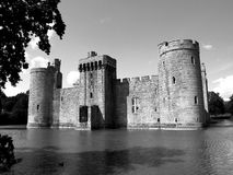 English Castle Royalty Free Stock Image