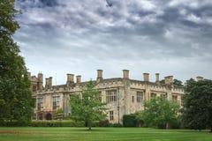 English Castle, Cotswold, England Stock Photo
