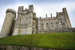 English castle Stock Photography