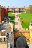 English castle Stock Image