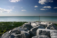 English Channel Stock Photography