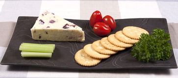 English cheese Royalty Free Stock Images