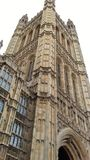 Abbey of westminster in london royalty free stock photography