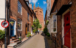 English church, Bridgnorth, Shropshire Royalty Free Stock Photos