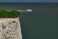English coast Royalty Free Stock Image
