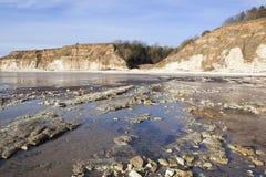 English coastal landscape Royalty Free Stock Photos