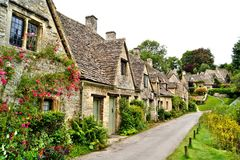 English Cotswolds stock photos