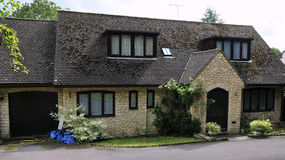 English Cottage Royalty Free Stock Photos