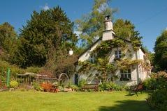 English cottage royalty free stock image