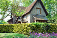 English cottage Royalty Free Stock Photos