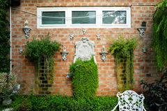 English Cottage Garden. Garden style, English Cottage Garden Stock Image