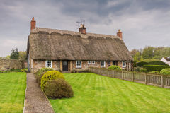 English Cottage Stock Image