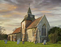 English country church Stock Images