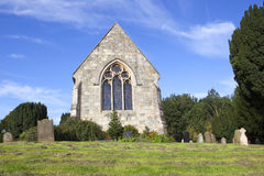 English country church Royalty Free Stock Image