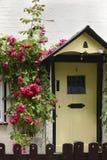 English country cottage. Avebury. England Stock Photo