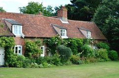 English Country cottages Stock Photography
