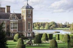 English country estate Stock Photos
