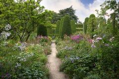 English country garden Stock Photography