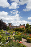English country garden, Stratford Stock Photo