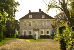 English country house Royalty Free Stock Photos