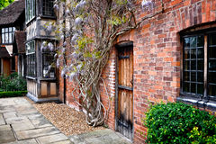 An English Country House Royalty Free Stock Images