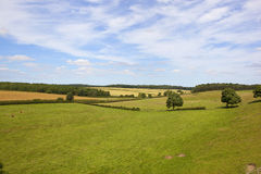 English country landscape Royalty Free Stock Photography