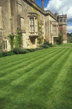 English Country Mansion Royalty Free Stock Images