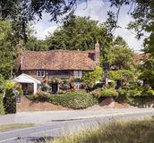 English Country Pub Stock Photography