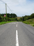 English country road. Stock Photography