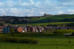 English Countryside Royalty Free Stock Images